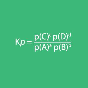 Equilibrium Constant: Kp